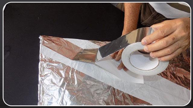 保温铝箔胶带厂家,选择合适的厂家才算好[玉寰胶带]