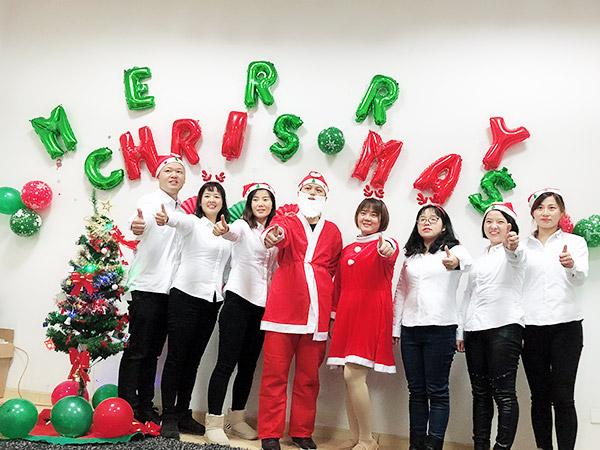玉寰包装2018圣诞节