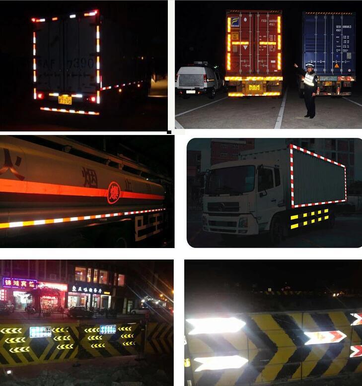 高速公路使用的反光膜