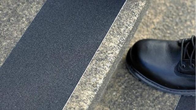 饭店地面防滑处理方式,防滑胶带是首选!