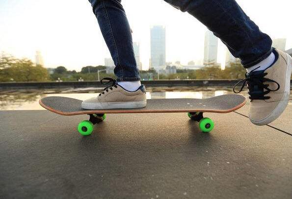 滑板小知识