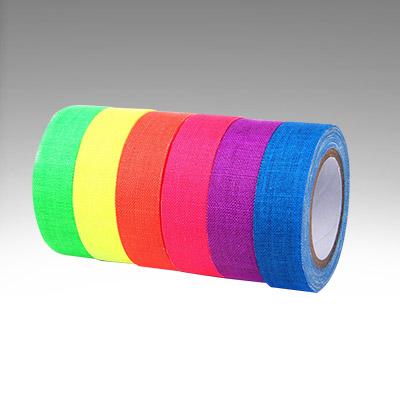 荧光布基胶带