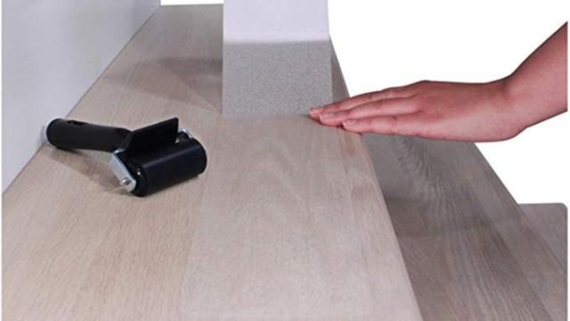 楼梯防滑胶带用什么粘上-防滑胶带使用方法【昆山玉寰】