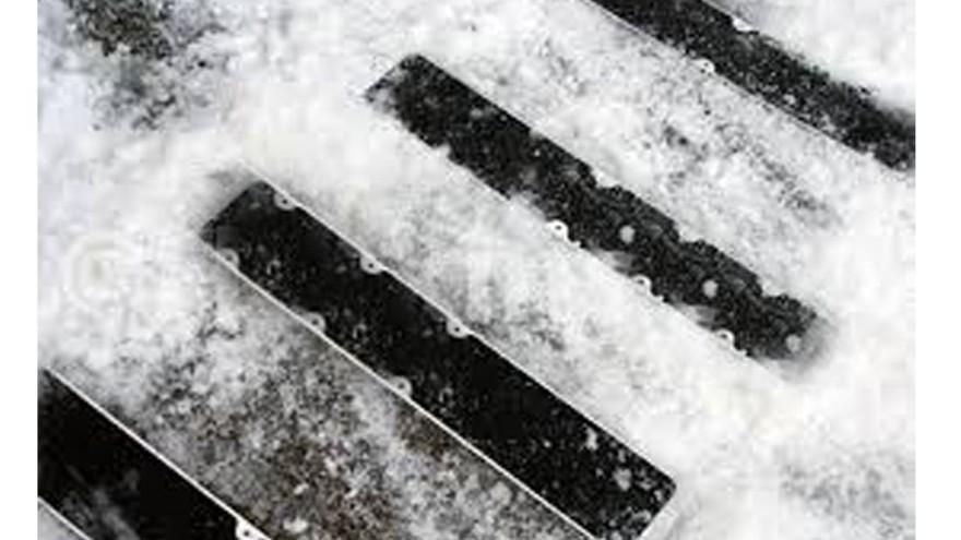 寒冬来临,如何解决大雪带来的地面湿滑?