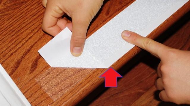 防滑胶带的胶怎么去除?三个小窍门教你快速搞定
