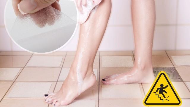 为什么洗浴中心要贴防滑胶带?保证顾客安全