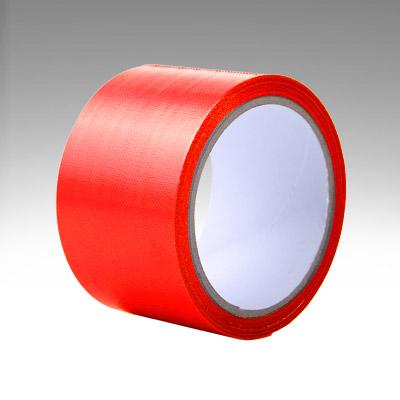 红色布基胶带