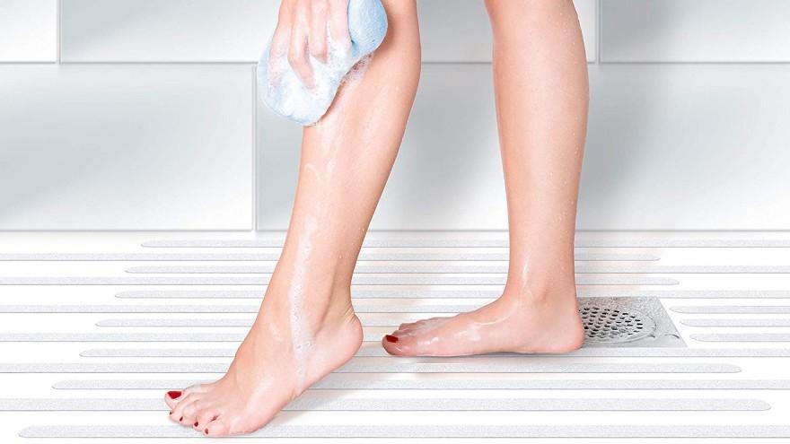 浴室防滑贴,浴室防滑处理的新方式