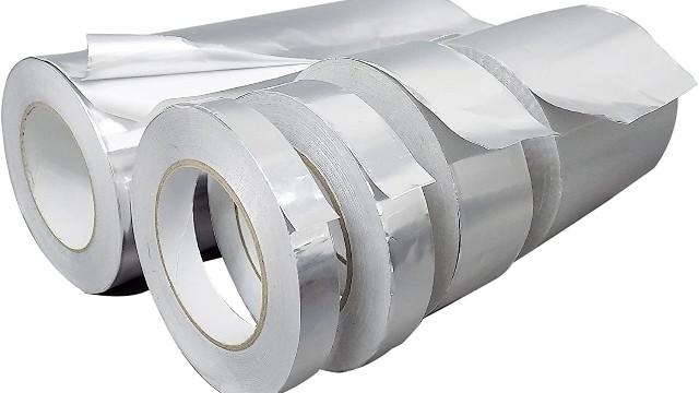 铝箔胶带可以耐温多少度?耐高温铝箔胶带厂家直销