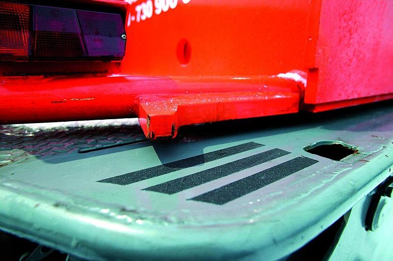 机械防滑条