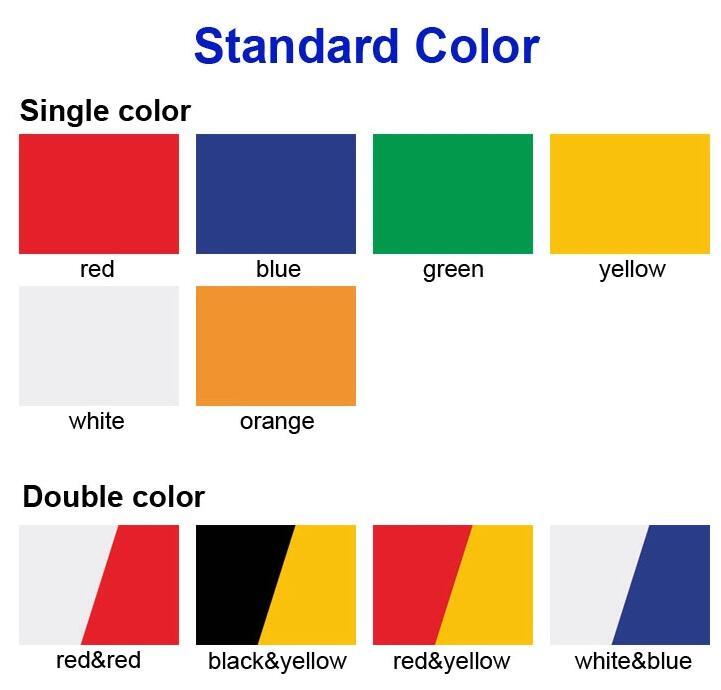 反光膜样品颜色大全