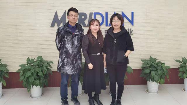 从客户需求出发,玉寰胶带与上海美瑞谈深度合作