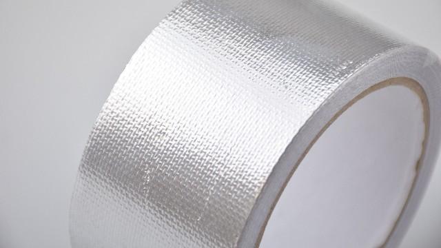 铝箔加玻纤布和普通铝箔胶带区别?图文对比