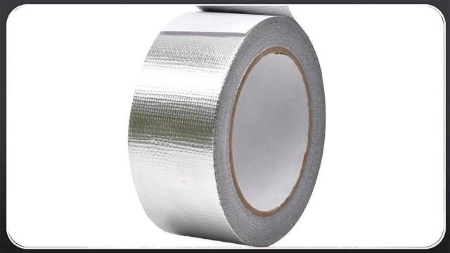 玻纤铝箔胶带和普通铝箔胶带哪个好-区别对比[玉寰胶带]