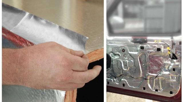 冰箱专用铝箔胶带哪种好?高效施工才是好【昆山玉寰】